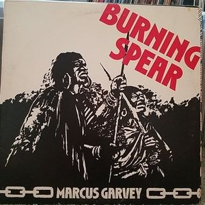 Burning Spear  Marcus Garvey Vinyl Record